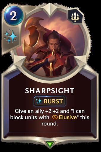 Sharpsight Card Image