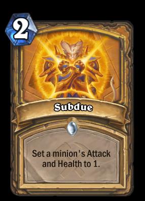 Subdue Card Image