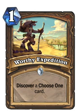 Worthy Expedition Card Image