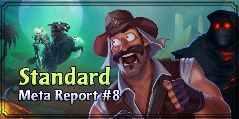 Standard Meta Report #8 - October 8, 2019 - October 13, 2019
