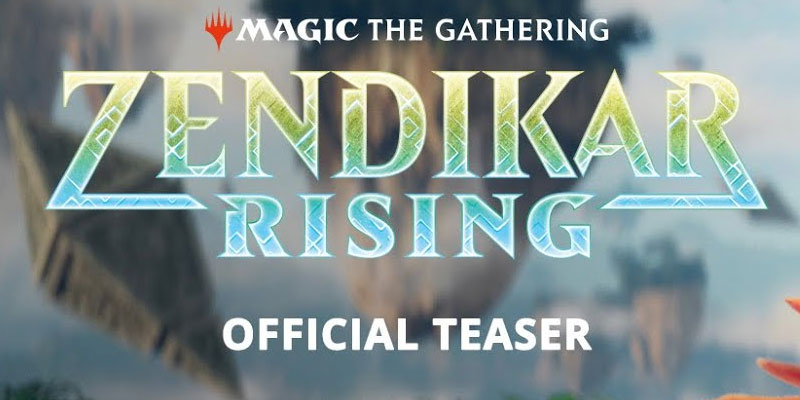 Zendikar Rising - Official Teaser