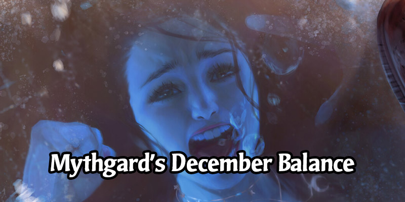 Mythgard's December Balance Changes and Bug Fixes Detailed