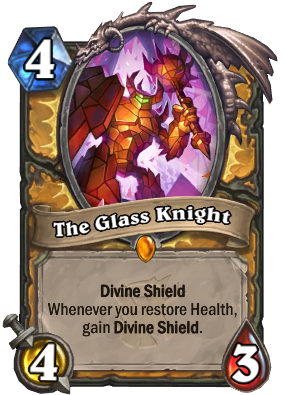 The Glass Knight Card Image