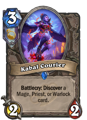 Kabal Courier Card Image
