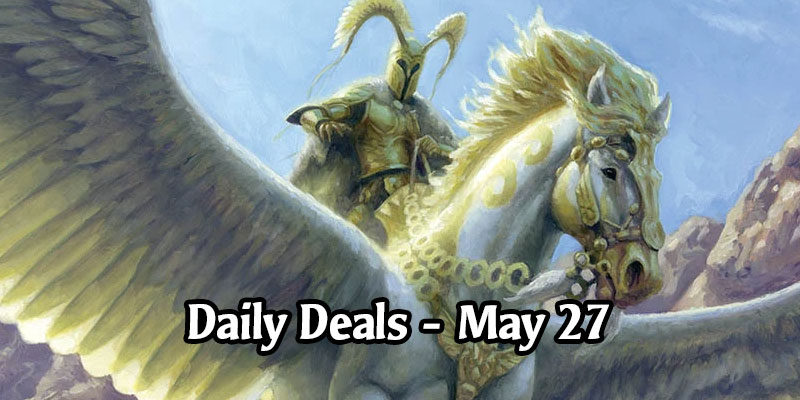 550 Gold for 50 Gold Trade Returns in Today's MTG Arena Deals! Secret Lair Year of the Rat Sleeve 33% Off