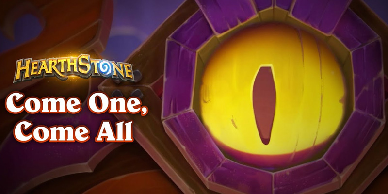 Darkmoon Faire? New Game Mode? The Hearthstone Fall Reveal Stream Begins on October 22