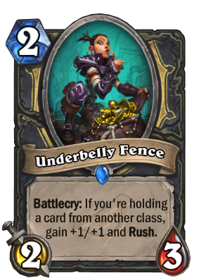 Underbelly Fence Card Image