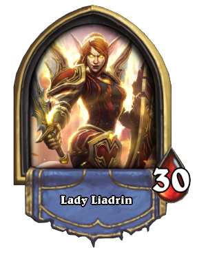 Lady Liadrin Card Image
