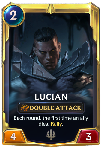 Lucian Card Image