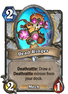 Dead Ringer Card Image