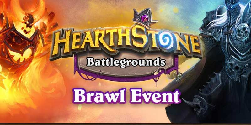 Battlegrounds Brawl - Hearthstone Streamer Event