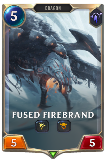 Fused Firebrand Card Image