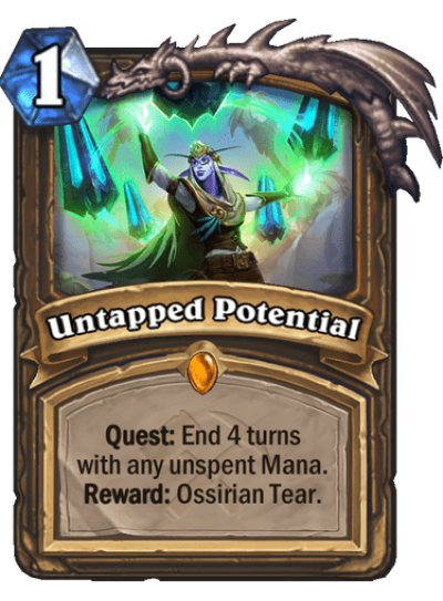 Untapped Potential Card Image