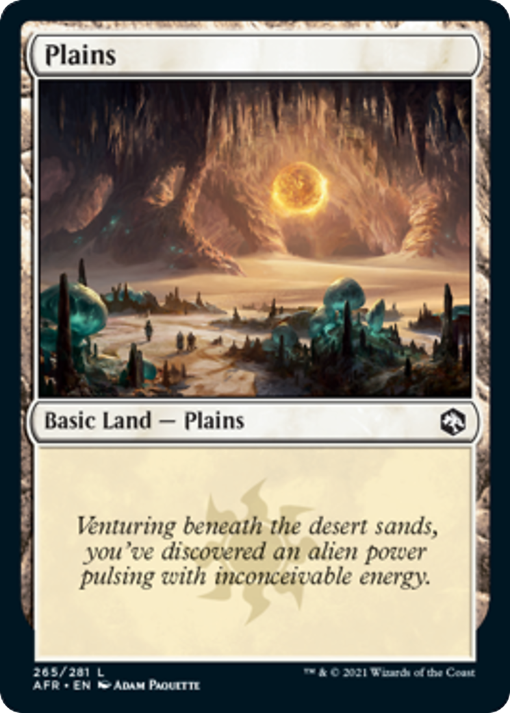 Plains Card Image
