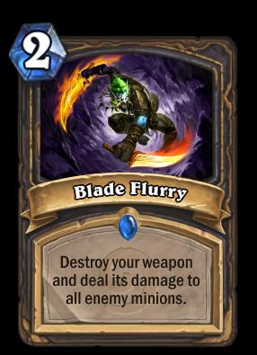 Blade Flurry Card Image