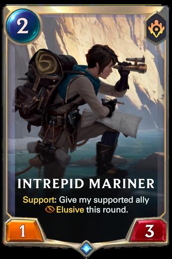 Intrepid Mariner Card Image