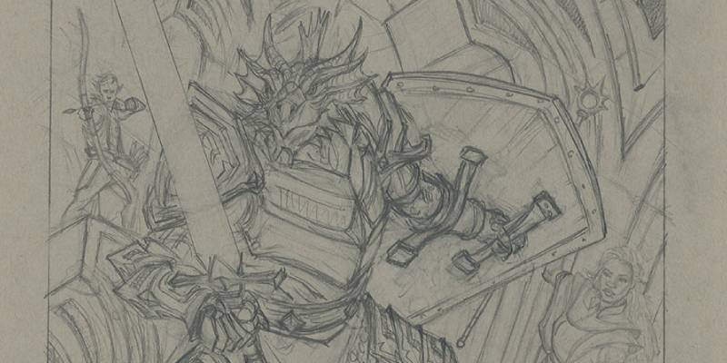 In The Frame: Adventures in the Forgotten Realms Concept Art Spotlight - Part 1