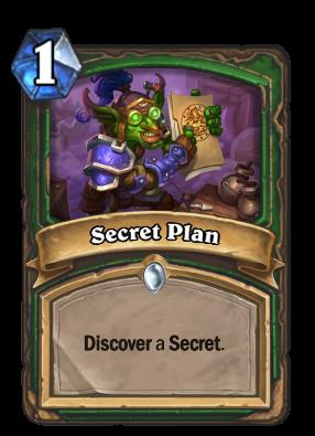 Secret Plan Card Image