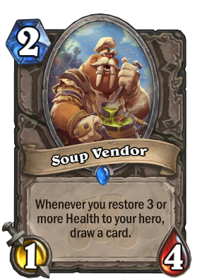 Soup Vendor Card Image