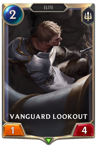 Vanguard Lookout Card Image