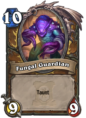 Fungal Guardian Card Image