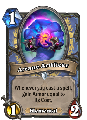 Arcane Artificer Card Image