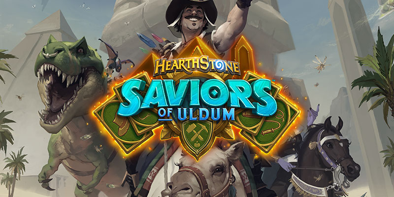 New Hearthstone Expansion Revealed - Saviors of Uldum - All Revealed Cards