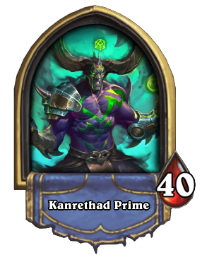 Kanrethad Prime Card Image