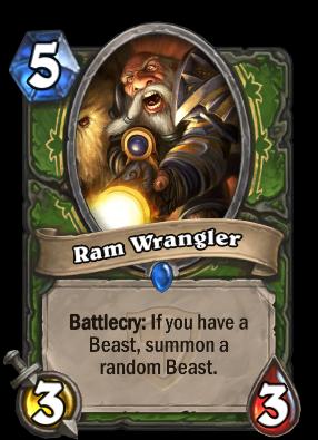 Ram Wrangler Card Image