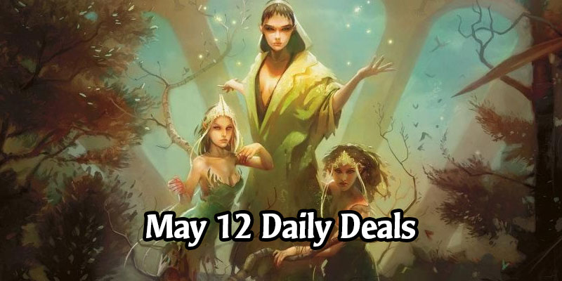 MTG Arena Daily Deals May 12, 2020 - 80% Off Trostani Avatar