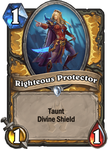 Righteous Protector Card Image
