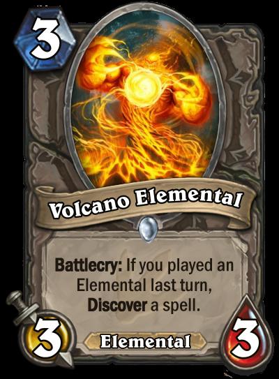 Volcano Elemental