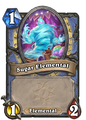Sugar Elemental Card Image