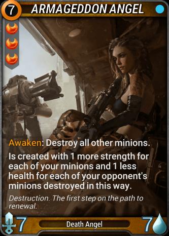 Armageddon Angel Card Image