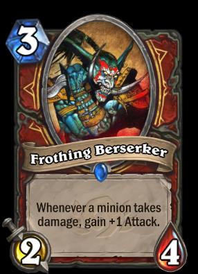 Frothing Berserker Card Image