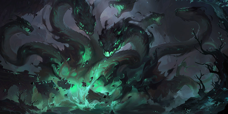 Two New Shadow Isles Cards Revealed for Runeterra's Ruination Event