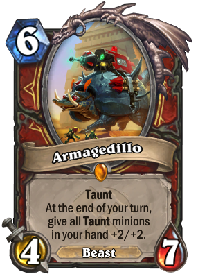 Armagedillo Card Image