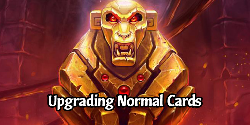 Hearthstone is Actively Looking Into Allowing Players to Upgrade Normal Cards to Their Golden Forms