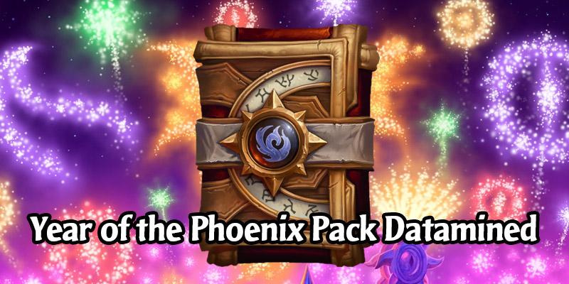 We're Getting a Year of the Phoenix Card Pack - Possible Bundle Incoming? (Bonus: Phoenix Pack Simulator)