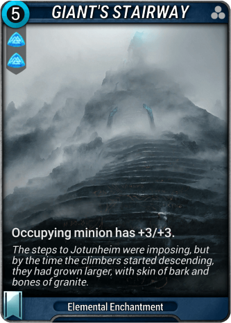 Giant's Stairway Card Image