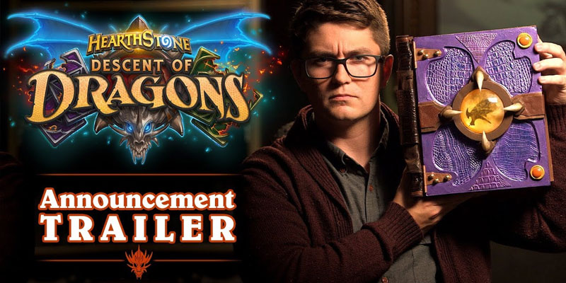 The Descent of Dragons Announcement Trailer Features 3 More Cards!