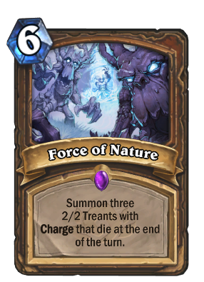 Force of Nature Card Image