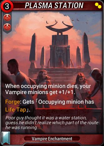 Plasma Station Card Image