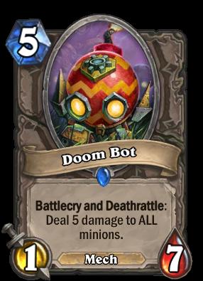 Doom Bot Card Image