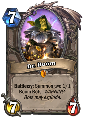 Dr. Boom Card Image