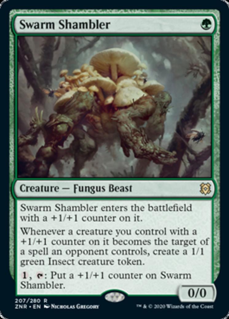 Swarm Shambler Card Image