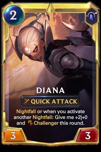 Diana Card Image