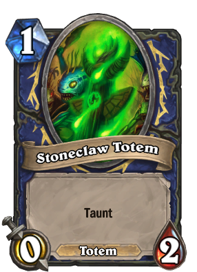 Stoneclaw Totem Card Image