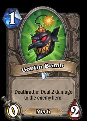 Goblin Bomb Card Image