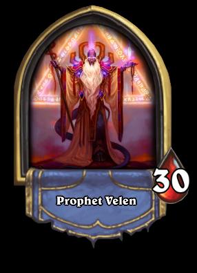 Prophet Velen Card Image